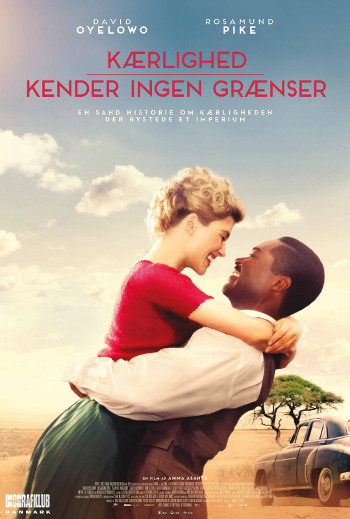 Plakat for filmen Kærlighed kender ingen grænser