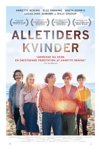 Plakat for filmen Alletiders kvinder