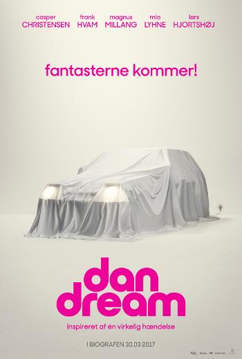 Plakat for filmen Dan-Dream
