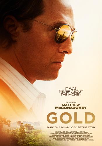 Plakat for filmen Gold