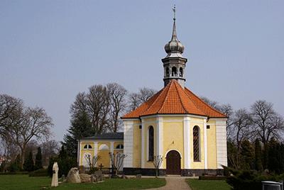 Godserne og deres kirker på Sydsjælland og Møn